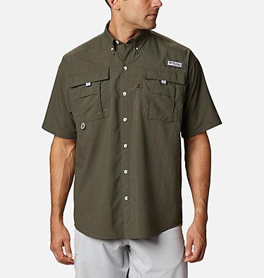 Men's PFG Bahama™ II Short Sleeve Shirt Bahama™ II S/S Shirt | 480 | M, Alpine Tundra, front