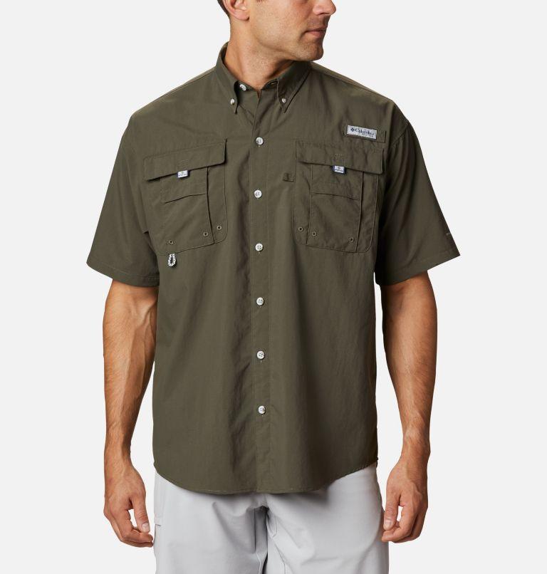 Bahama™ II S/S Shirt | 326 | M Men's PFG Bahama™ II Short Sleeve Shirt, Alpine Tundra, front