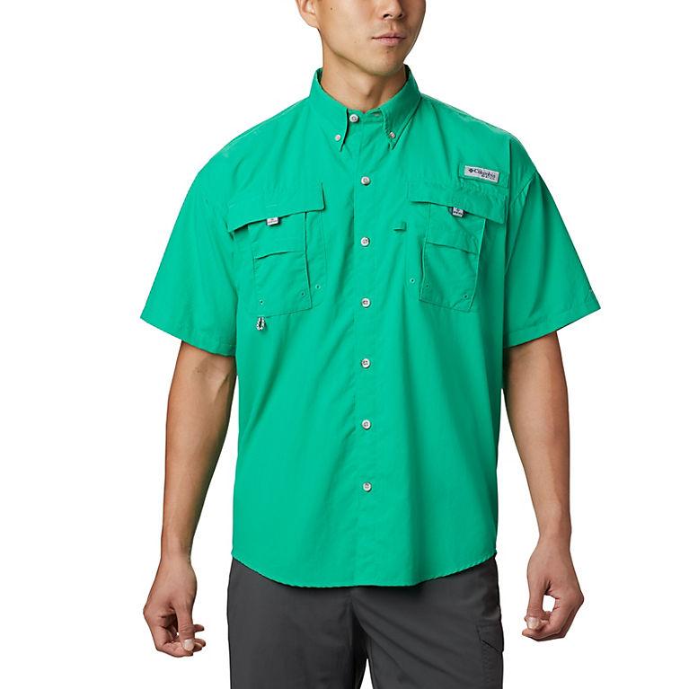 Columbia Bahama™ II Short Sleeve Shirt 101165 S-XL Wovens