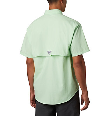Men's PFG Bahama™ II Short Sleeve Shirt Bahama™ II S/S Shirt | 480 | M, Key West, back