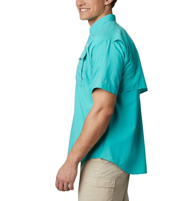 Bahama™ II S/S Shirt | 456 | XS Men's PFG Bahama™ II Short Sleeve Shirt, Bright Aqua, a1