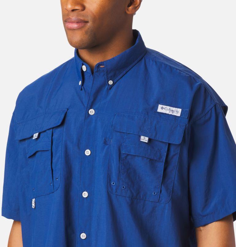 Bahama™ II S/S Shirt | 469 | M Men's PFG Bahama™ II Short Sleeve Shirt, Carbon, a2
