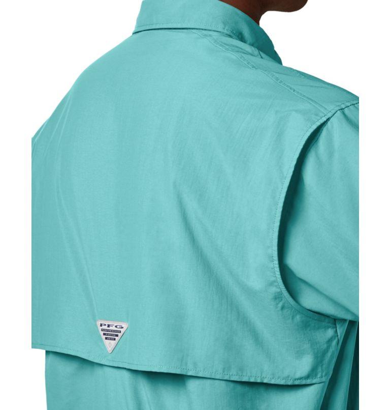 Bahama™ II S/S Shirt | 499 | M Men's PFG Bahama™ II Short Sleeve Shirt, Gulf Stream, a3