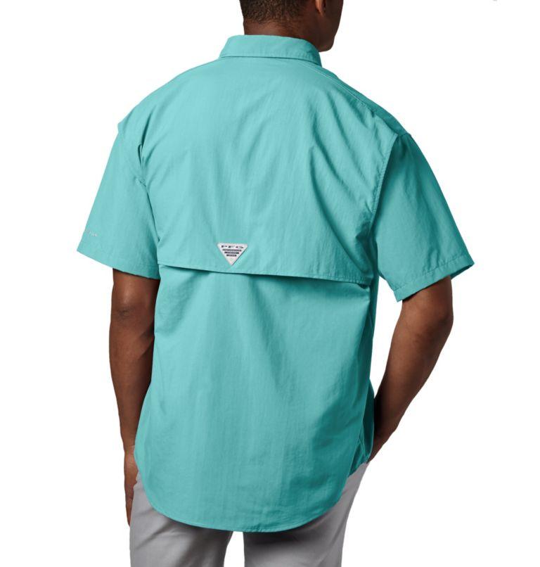 Bahama™ II S/S Shirt   499   XXL Men's PFG Bahama™ II Short Sleeve Shirt, Gulf Stream, back