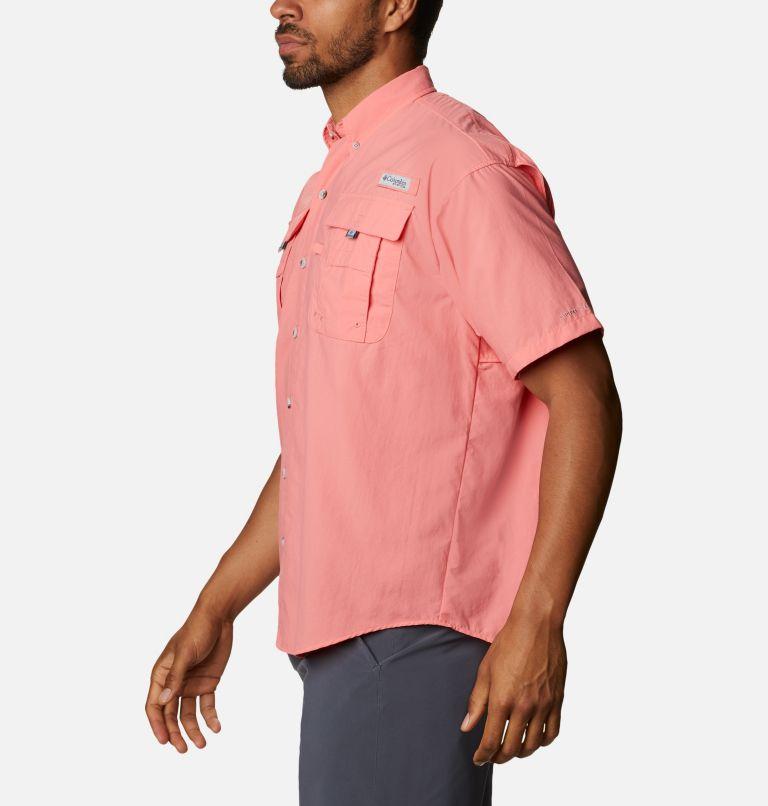 Bahama™ II S/S Shirt | 699 | XL Men's PFG Bahama™ II Short Sleeve Shirt, Salmon, a1