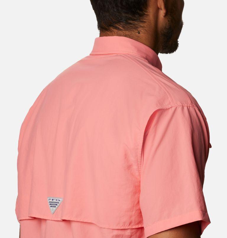Bahama™ II S/S Shirt | 699 | XL Men's PFG Bahama™ II Short Sleeve Shirt, Salmon, a3
