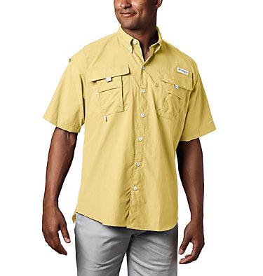 Men's PFG Bahama™ II Short Sleeve Shirt Bahama™ II S/S Shirt | 480 | M, Sunlit, front