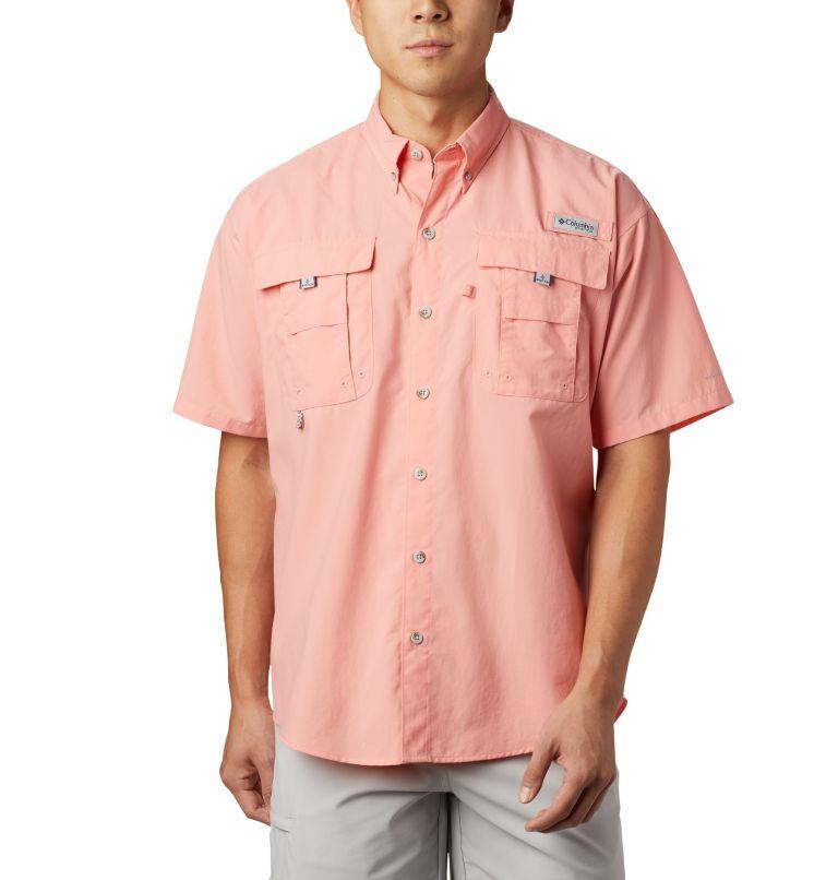 Bahama™ II S/S Shirt | 818 | XXL Men's PFG Bahama™ II Short Sleeve Shirt, Sorbet, front