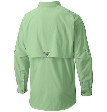 Men's PFG Bahama™ II Long Sleeve Shirt Bahama™ II L/S Shirt | 696 | XXS, Key West, back