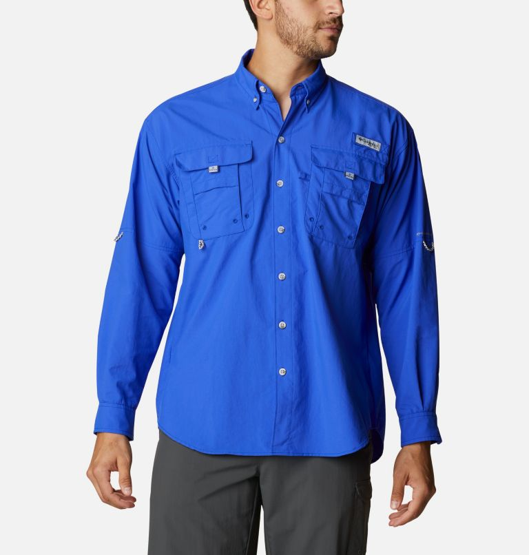 Men's PFG Bahama™ II Long Sleeve Shirt Men's PFG Bahama™ II Long Sleeve Shirt, front