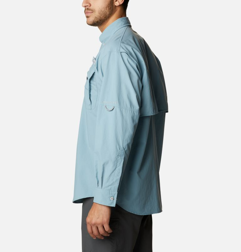 Bahama™ II L/S Shirt   447   M Men's PFG Bahama™ II Long Sleeve Shirt, Storm, a1