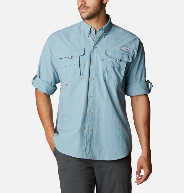 Bahama™ II L/S Shirt   447   M Men's PFG Bahama™ II Long Sleeve Shirt, Storm, a4
