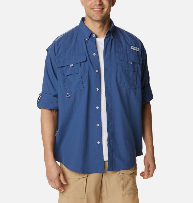 Bahama™ II L/S Shirt | 452 | XXL Men's PFG Bahama™ II Long Sleeve Shirt, Night Tide, a4