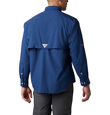 Men's PFG Bahama™ II Long Sleeve Shirt Bahama™ II L/S Shirt   696   XXS, Carbon, back