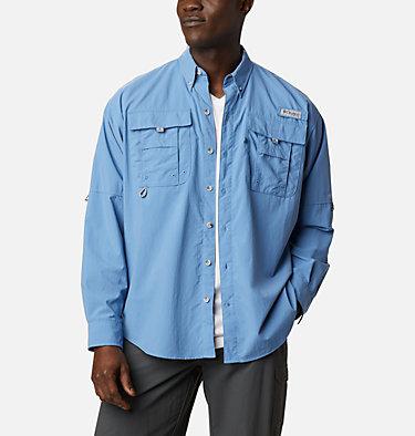 Men's PFG Bahama™ II Long Sleeve Shirt Bahama™ II L/S Shirt | 696 | XXS, Skyler, front