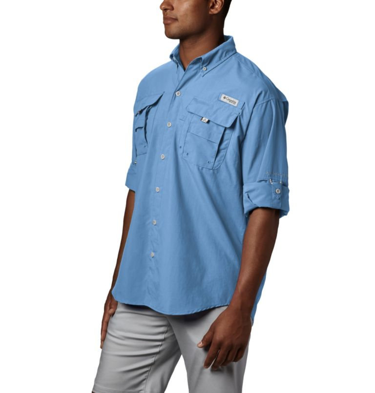 Bahama™ II L/S Shirt | 486 | L Men's PFG Bahama™ II Long Sleeve Shirt, Sail, a1