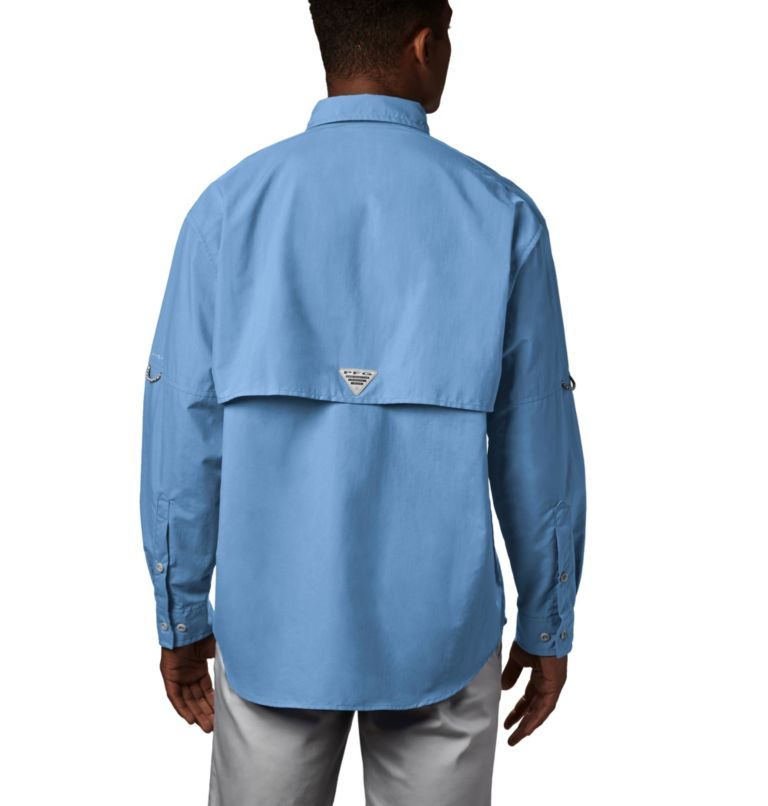 Bahama™ II L/S Shirt | 486 | S Men's PFG Bahama™ II Long Sleeve Shirt, Sail, back