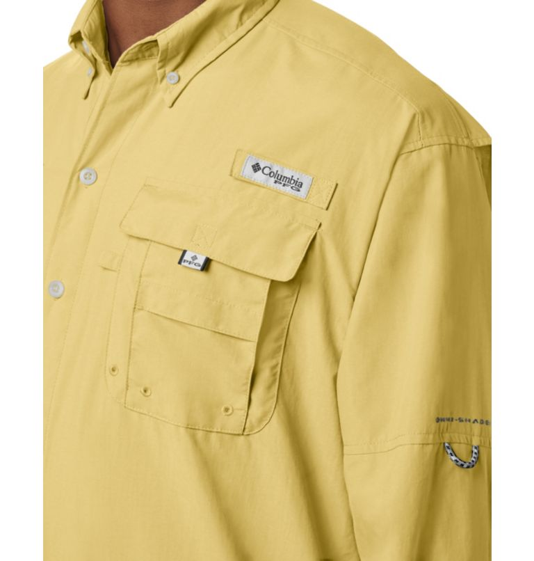 Bahama™ II L/S Shirt | 707 | M Men's PFG Bahama™ II Long Sleeve Shirt, Sunlit, a2