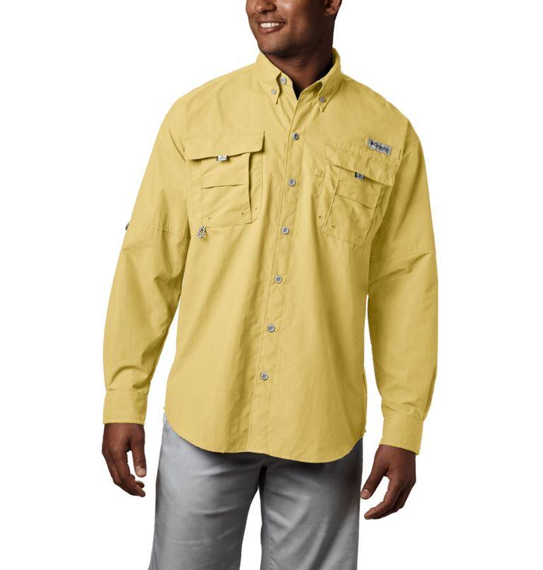 Bahama™ II L/S Shirt | 707 | XS Men's PFG Bahama™ II Long Sleeve Shirt, Sunlit, front