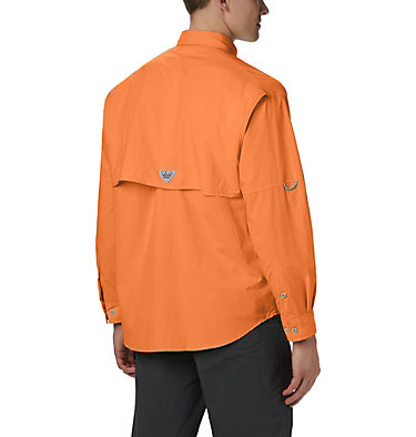 Men's PFG Bahama™ II Long Sleeve Shirt Bahama™ II L/S Shirt   696   XXS, Koi, back