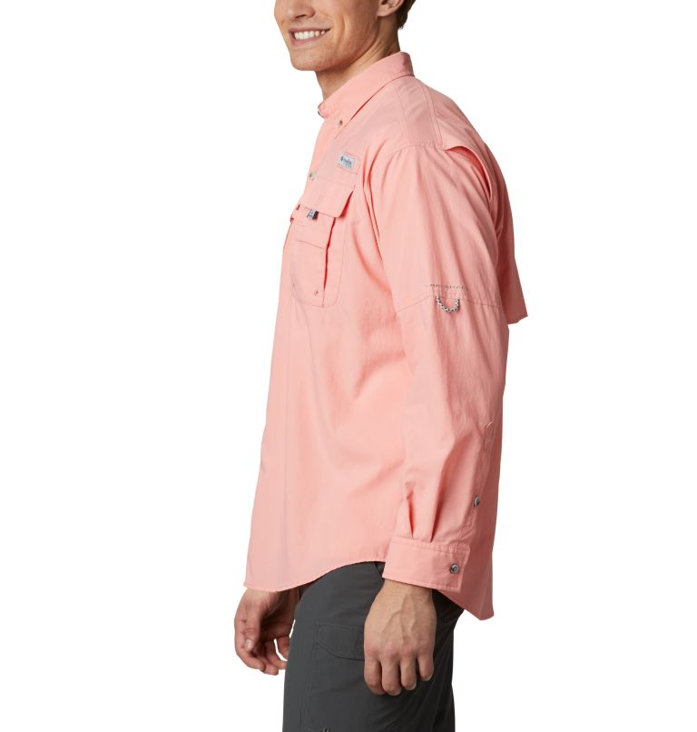 Bahama™ II L/S Shirt | 818 | XXS Men's PFG Bahama™ II Long Sleeve Shirt, Sorbet, a1