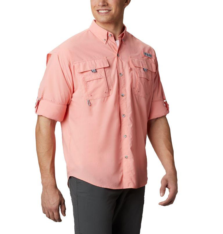 Bahama™ II L/S Shirt | 818 | XXS Men's PFG Bahama™ II Long Sleeve Shirt, Sorbet, a5