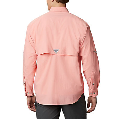 Men's PFG Bahama™ II Long Sleeve Shirt Bahama™ II L/S Shirt | 696 | XXS, Sorbert, back