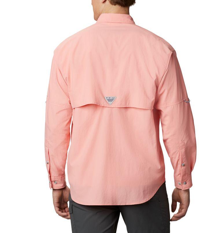Bahama™ II L/S Shirt | 818 | XXS Men's PFG Bahama™ II Long Sleeve Shirt, Sorbet, back