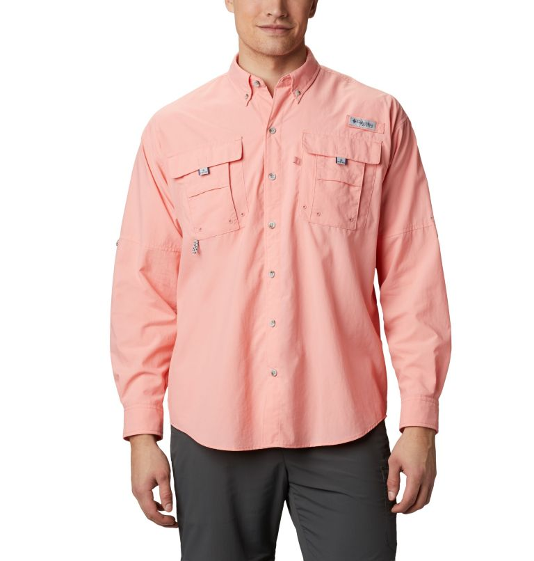 Men's PFG Bahama™ II Long Sleeve Shirt Men's PFG Bahama™ II Long Sleeve Shirt, front