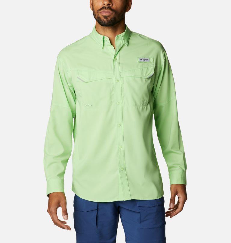 Men's PFG Low Drag Offshore™ Long Sleeve Shirt Men's PFG Low Drag Offshore™ Long Sleeve Shirt, front