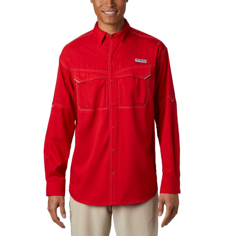Men's PFG Low Drag Offshore™ Long Sleeve Shirt Men's PFG Low Drag Offshore™ Long Sleeve Shirt, front