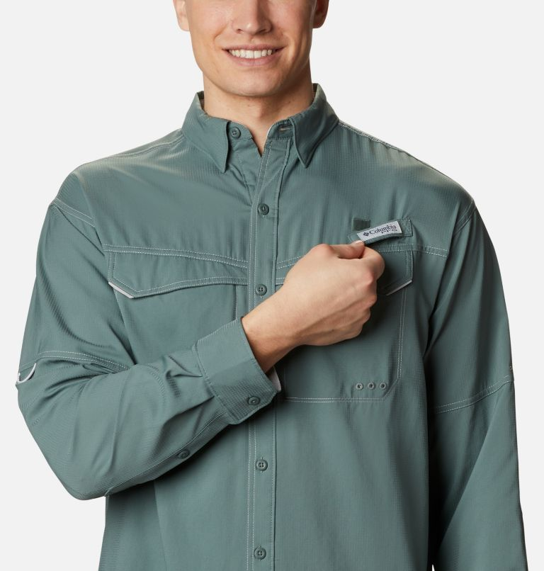 Men's PFG Low Drag Offshore™ Long Sleeve Shirt Men's PFG Low Drag Offshore™ Long Sleeve Shirt, a2