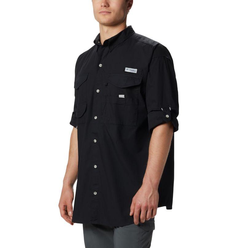 Bonehead™ LS Shirt | 010 | XS Men's PFG Bonehead™ Long Sleeve Shirt, Black, a2