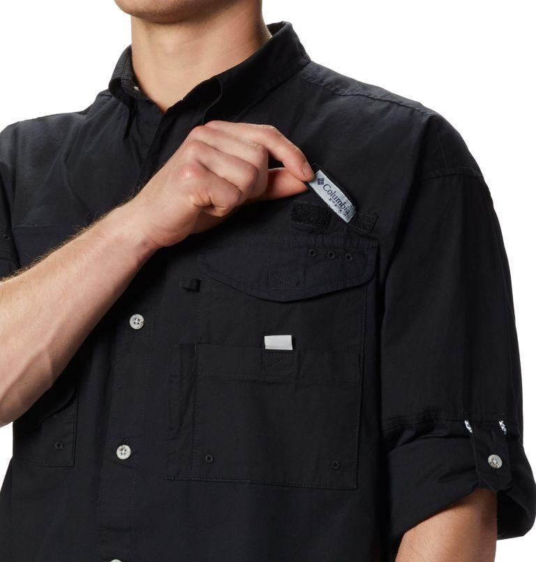 Bonehead™ LS Shirt | 010 | L Men's PFG Bonehead™ Long Sleeve Shirt, Black, a3