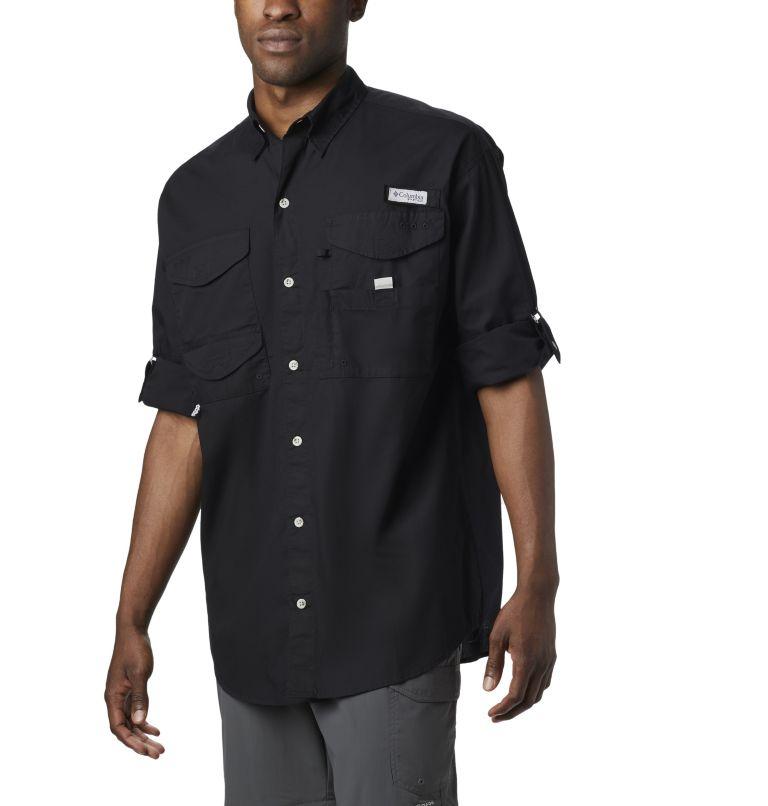 Bonehead™ LS Shirt | 010 | XS Men's PFG Bonehead™ Long Sleeve Shirt, Black, a6