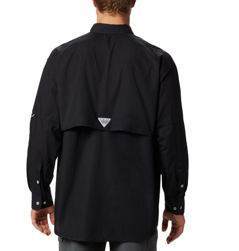 Bonehead™ LS Shirt | 010 | L Men's PFG Bonehead™ Long Sleeve Shirt, Black, back