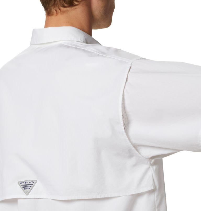 Bonehead™ LS Shirt | 100 | L Men's PFG Bonehead™ Long Sleeve Shirt, White, a1