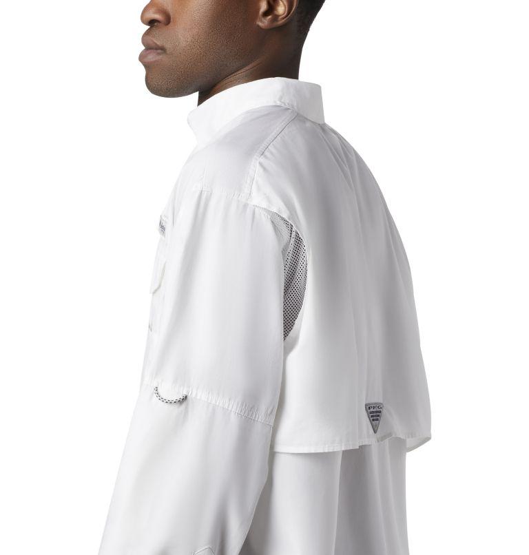 Bonehead™ LS Shirt | 100 | L Men's PFG Bonehead™ Long Sleeve Shirt, White, a5