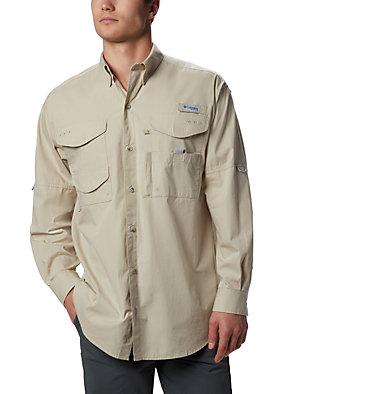 Men's PFG Bonehead™ Long Sleeve Shirt Bonehead™ LS Shirt | 019 | XXS, Fossil, front