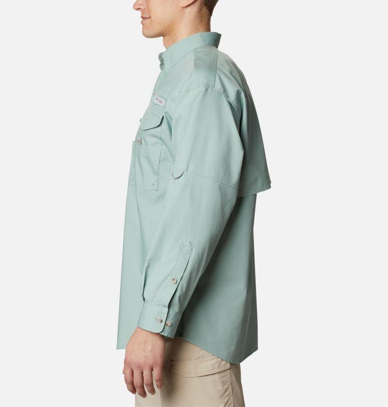 Bonehead™ LS Shirt | 345 | L Men's PFG Bonehead™ Long Sleeve Shirt, Aqua Tone, a1