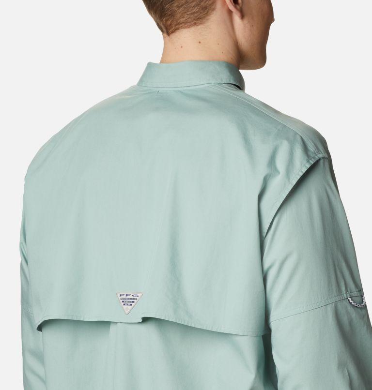 Bonehead™ LS Shirt | 345 | L Men's PFG Bonehead™ Long Sleeve Shirt, Aqua Tone, a3