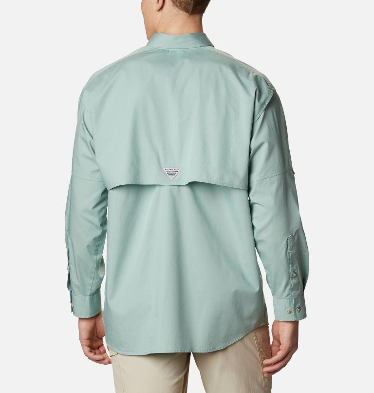 Bonehead™ LS Shirt | 345 | L Men's PFG Bonehead™ Long Sleeve Shirt, Aqua Tone, back