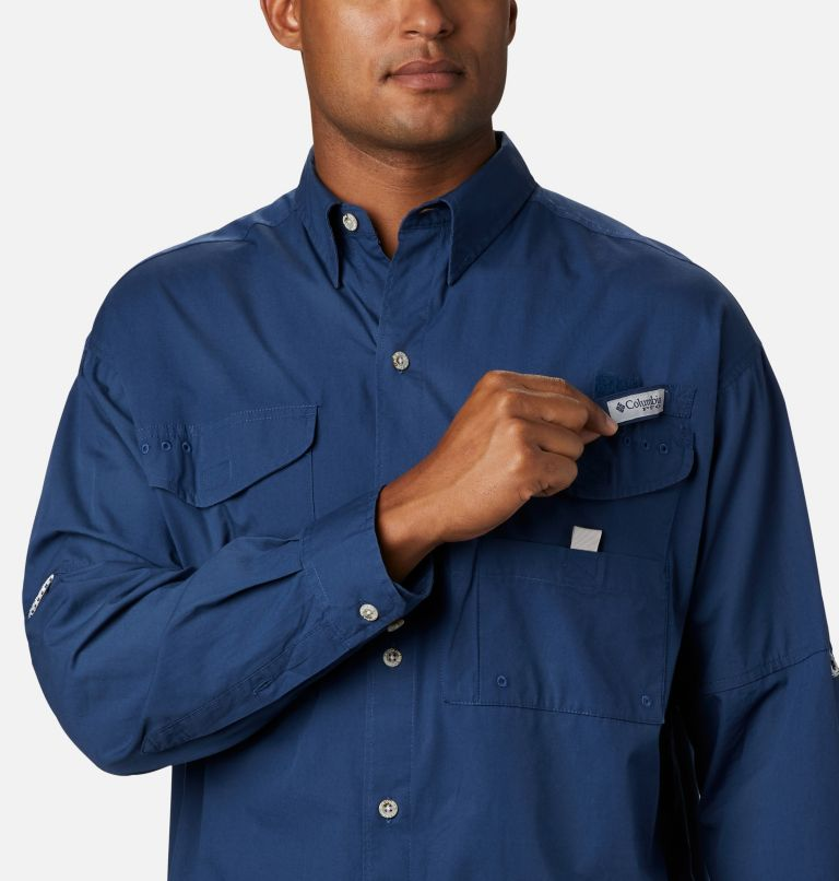 Bonehead™ LS Shirt | 469 | XXS Men's PFG Bonehead™ Long Sleeve Shirt, Carbon, a3