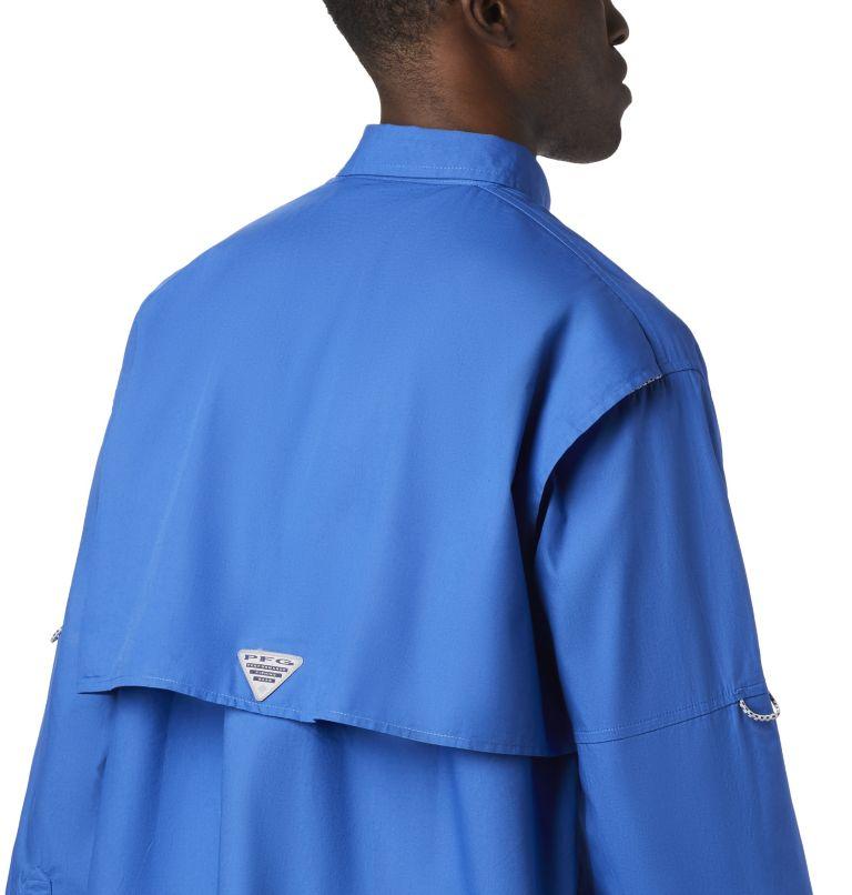 Bonehead™ LS Shirt   487   XXL Men's PFG Bonehead™ Long Sleeve Shirt, Vivid Blue, a2