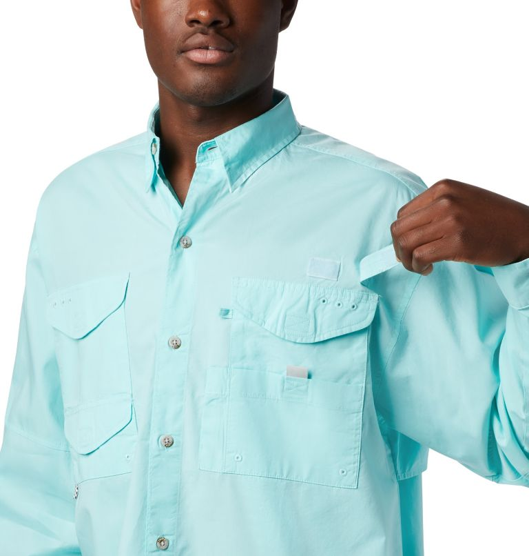 Bonehead™ LS Shirt | 499 | XXL Men's PFG Bonehead™ Long Sleeve Shirt, Gulf Stream, a1