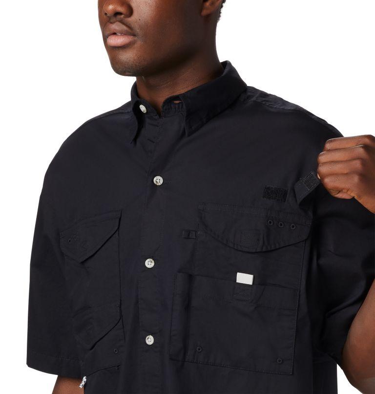 Bonehead™ SS Shirt | 010 | L Men's PFG Bonehead™ Short Sleeve Shirt, Black, a2