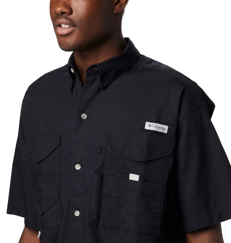 Bonehead™ SS Shirt | 010 | L Men's PFG Bonehead™ Short Sleeve Shirt, Black, a3