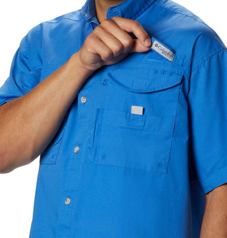 Bonehead™ SS Shirt | 487 | XXS Men's PFG Bonehead™ Short Sleeve Shirt, Vivid Blue, a1