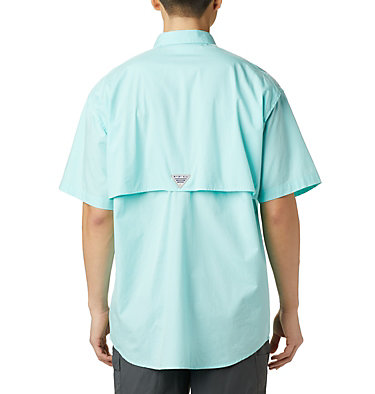 Men's PFG Bonehead™ Short Sleeve Shirt Bonehead™ SS Shirt | 697 | L, Gulf Stream, back