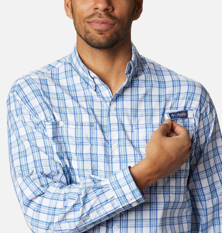 Super Tamiami™ LS Shirt | 374 | XL Men's PFG Super Tamiami™ Long Sleeve Shirt, Key West Plaid, a2